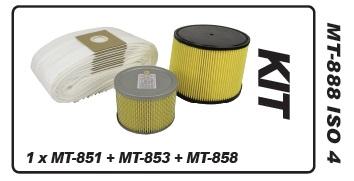 Muntz 888 ISO4-suodatinsarja