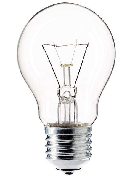 Lamppu E-27 60x108 24V 25W clear