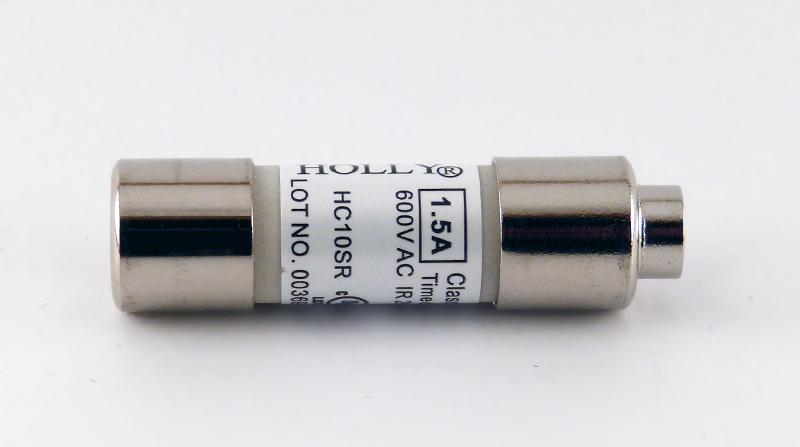 Sulake 1,5A 10x38mm 600V T