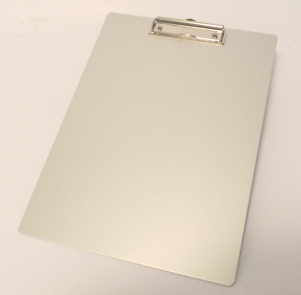 ESD-kirjoitusalusta, alumiini