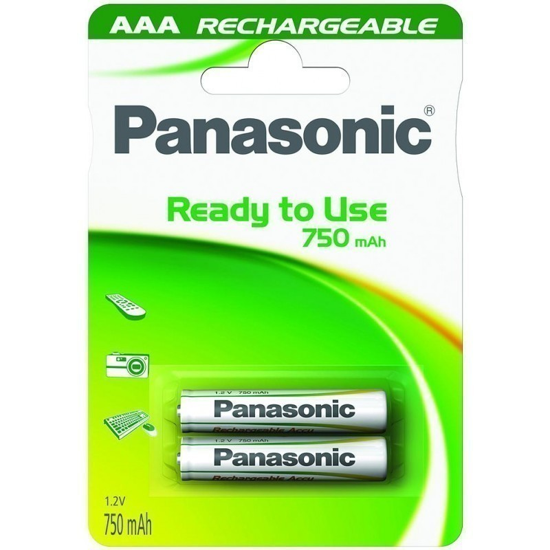 Akku Panasonic Stay Charged AAA