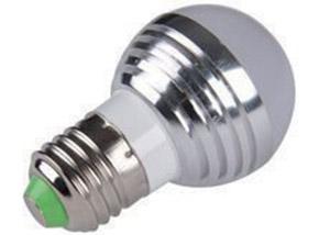 Ledlamppu E27 12-24VDC 3W 3000K