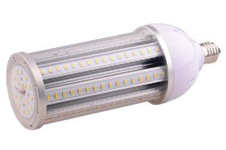 Ledlamppu E-27 corn 54W 6500K