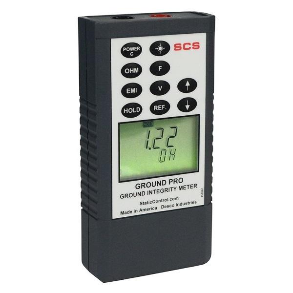 Ground Pro Meter