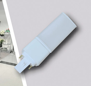 Ledlamppu G23 4W pituus 127mm 4000K