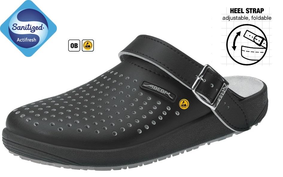 ESD-shoe Abeba 5310, size 40