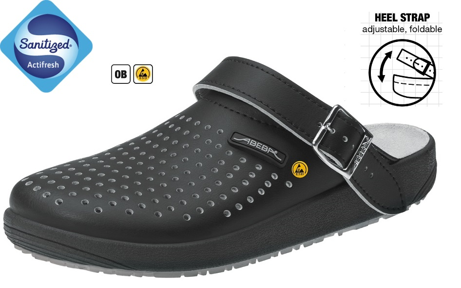 ESD-shoe Abeba 5310, size 43