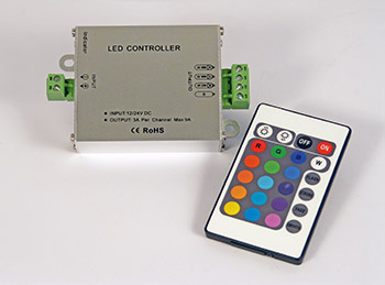 RGB controller wireless