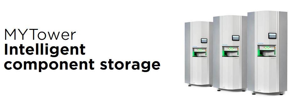 Automaattinen varastotorni MYTower