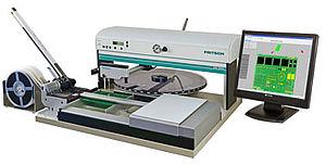 Puoliautomaattinen SMD-ladonta
