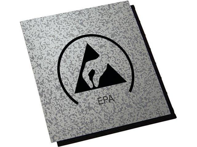 Ecostat Puzzle laatta EPA-logolla