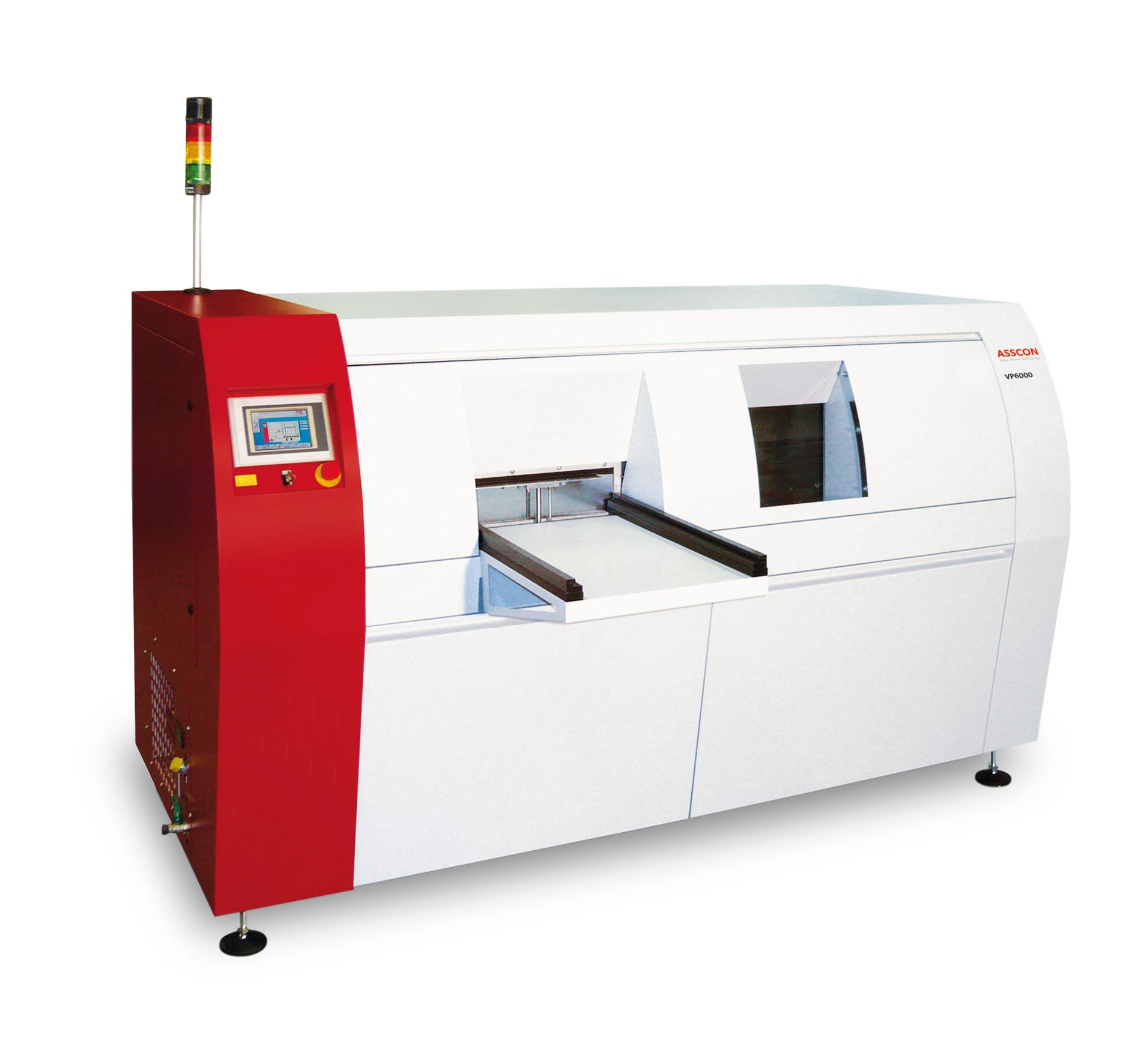 Höyryfaasi VP6000 Vacuum