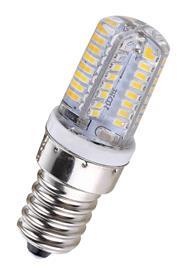 LED E14 2.3W 24V AC/DC 3000K 210lm