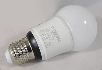 Ledlamppu E27 230V 9W 720lm himmenn