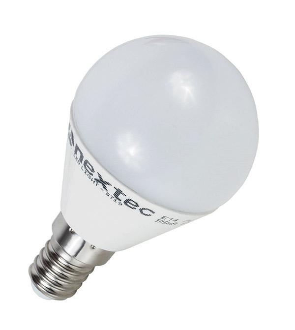 Ledlamppu E14 P45 230V 7W 3-click