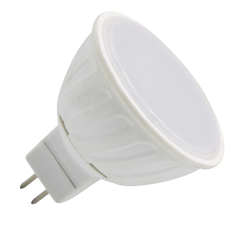 Ledlamppu MR16 12V 7,5W 3000K 570lm