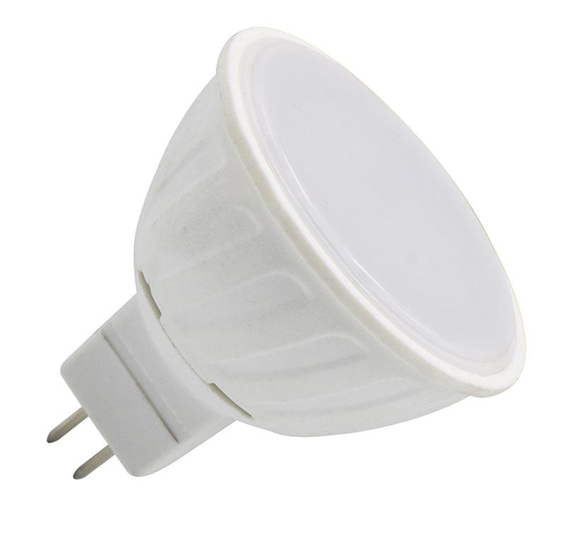 Ledlamppu MR16 12V 7,5W 6000K 570lm
