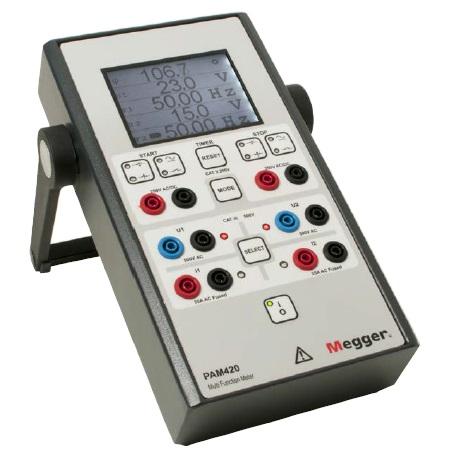 PAM420 Multi func meter w accessori