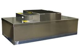 HEPA-suodatinyksikkö 1200x600mm
