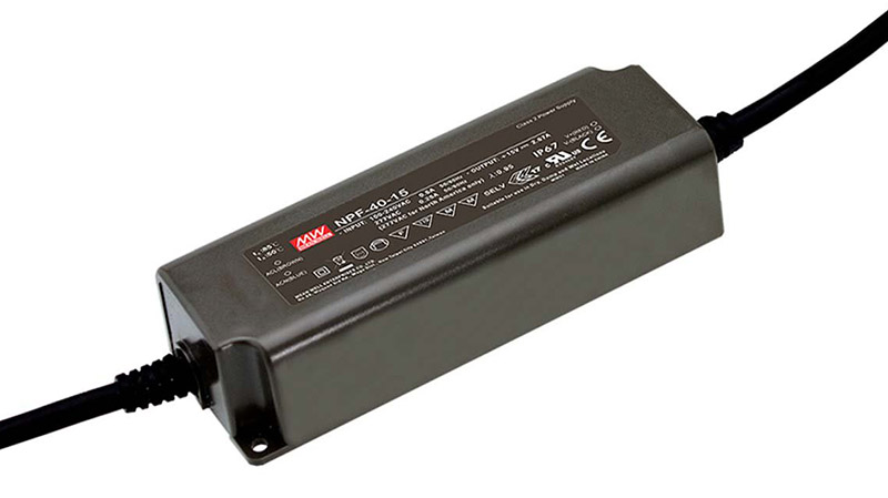 90-264VAC 12VDC 3,34a 40W