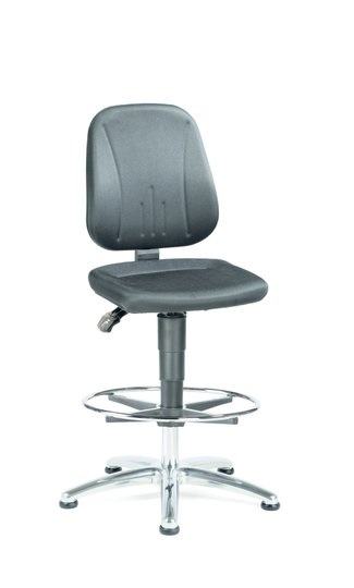 Ergo 35 ESD tuoli, korkea, musta