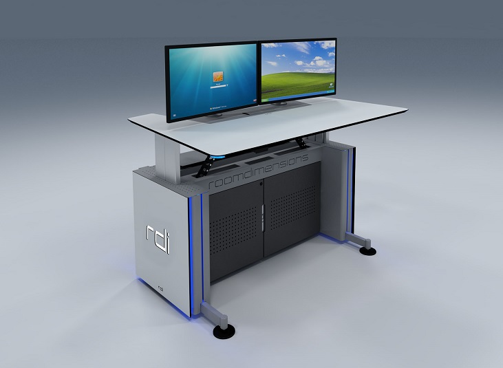 CRAE sähkösäätö konsoli L1800