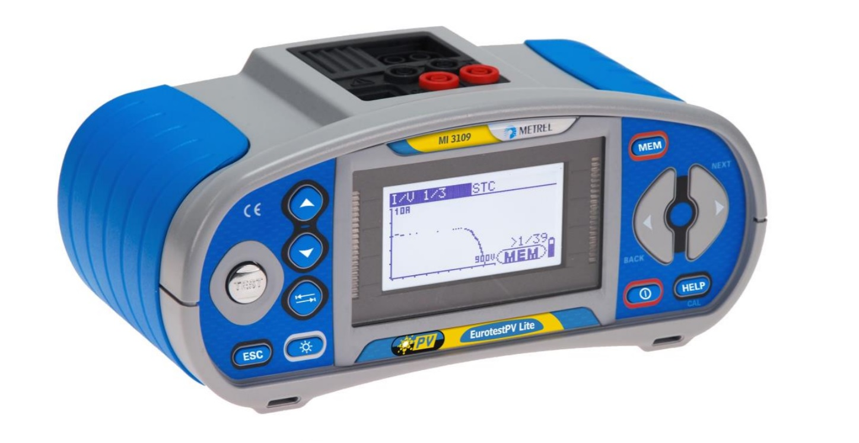 MI-3109 PV Eurotest Standard Lite
