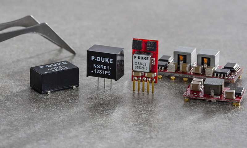P-Duke non-isolation DC-DC converte