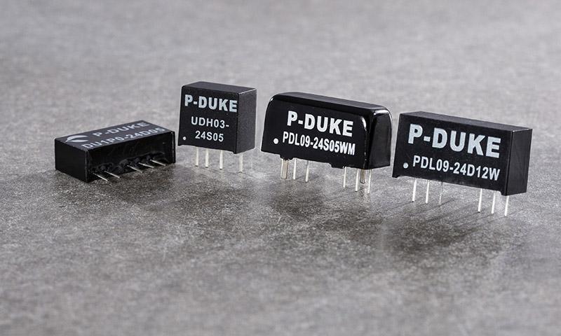 P-Duke SIP Type (1-9W) DC-DC conv