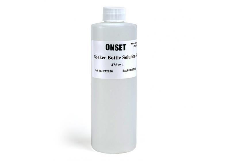 MX2500 pH anturin säilytyspullo