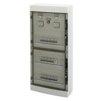 Gewiss CDK IP65, 72 moduulia (4x18)